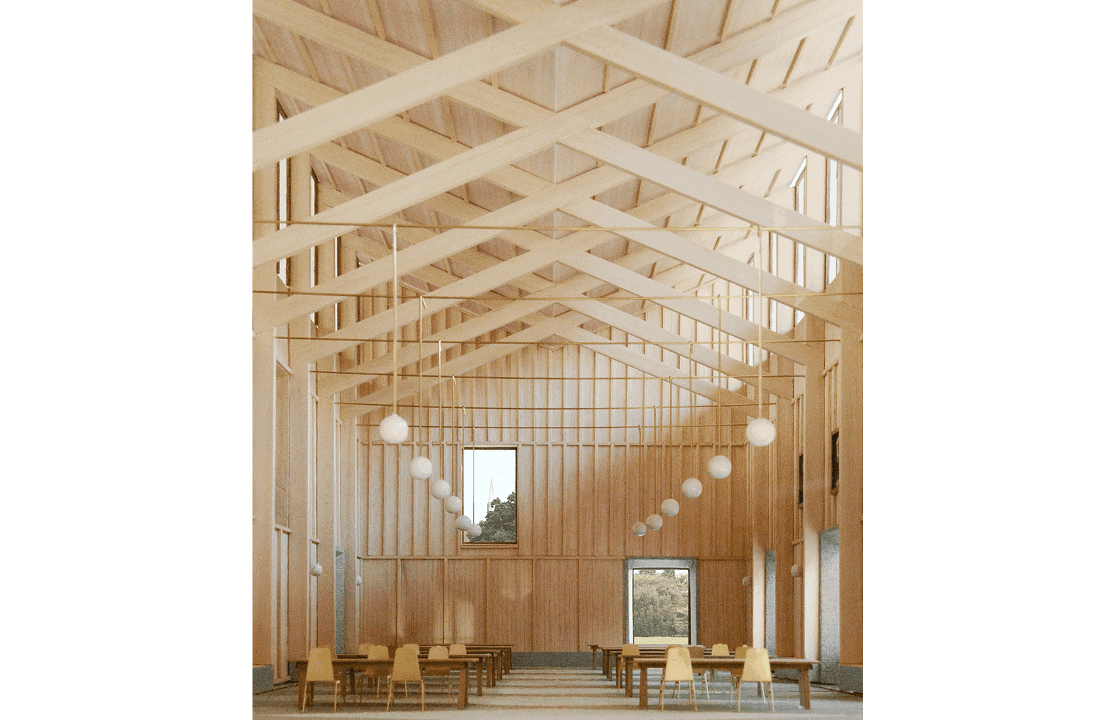 feilden fowles london based architecture practice education