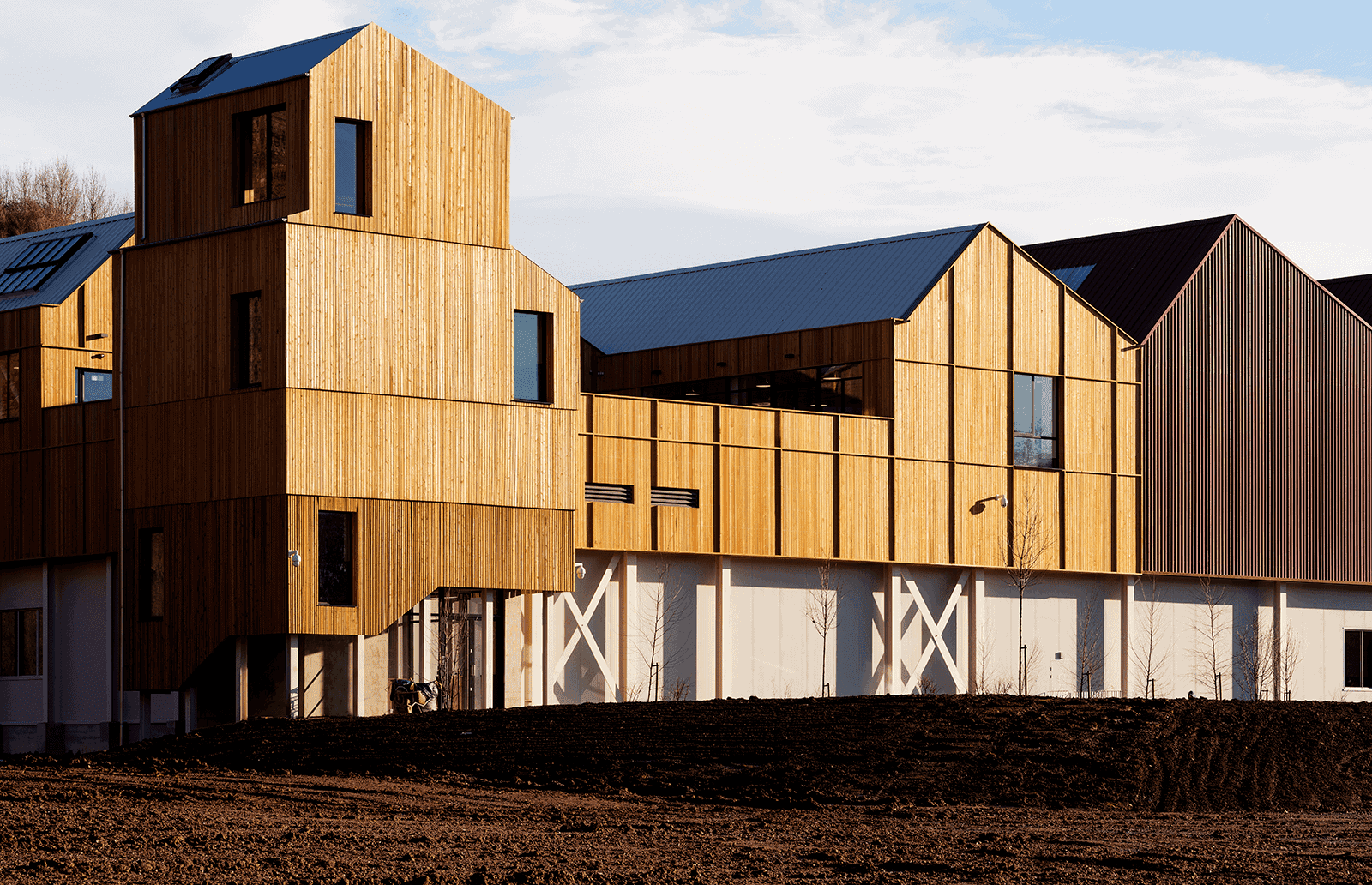Charlie Bigham's Food Production Campus  Outstanding workplace