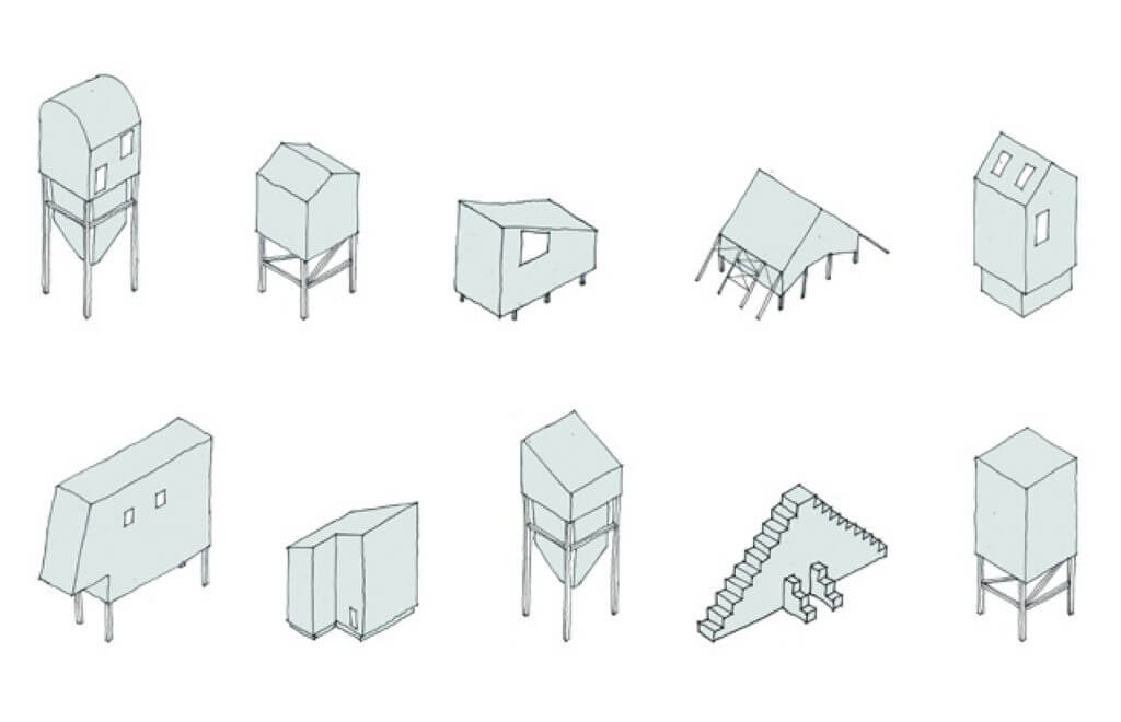 typology sketch