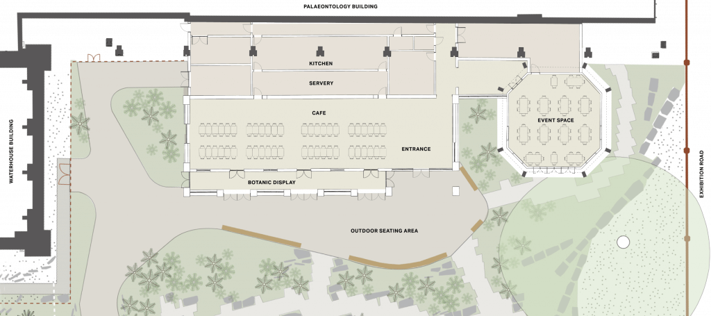 Garden Building Plan